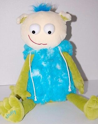 "Scentsy Buddy Gilly Monster Plush 15"" Retired EUC"