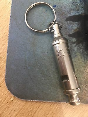 Girl Guides Whistle