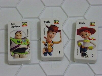 Woolworth Pixar Domino lot 6