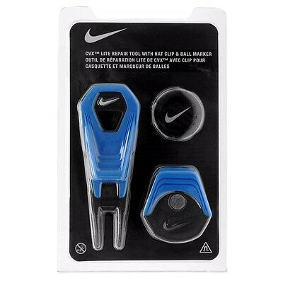 Nike Pro Golf Cvx Lite Repair Tool Hat Clip And Ball Marker Rrp £14 New