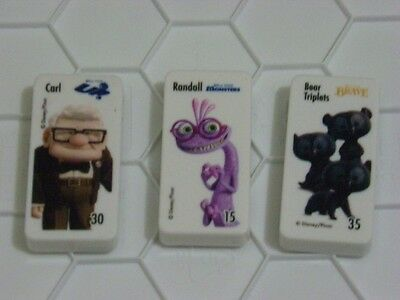 Woolworth Pixar Domino lot 10