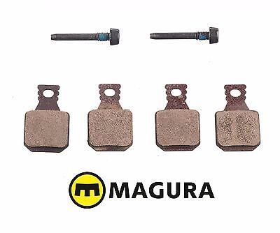 Magura 8.P - Performance - Genuine Disc Brake Pads for MT5 & MT7 - Inc Bolts