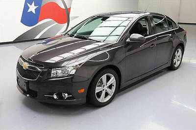 2014 Chevrolet Cruze  2014 CHEVY CRUZE 2LT RS AUTO HTD LEATHER BLUETOOTH 28K #382284 Texas Direct Auto