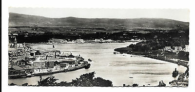 Londonderry - View On The Foyle - Old Real Photo Panorama Pc - Northern Ireland