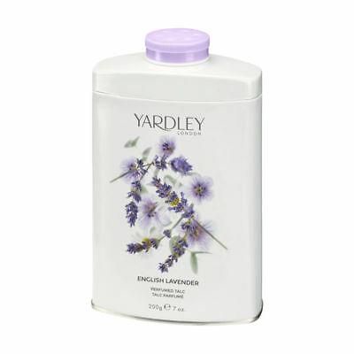 "Yardley London Talkumpuder ""English Lavender"" 200g"