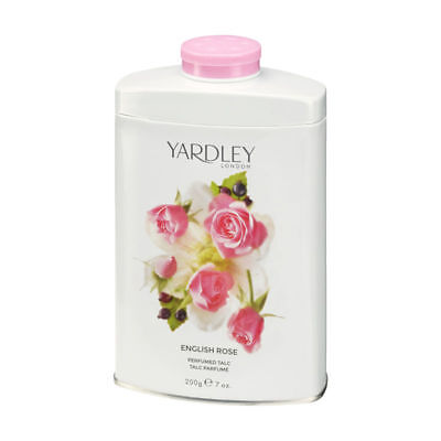 "Yardley London Talkumpuder ""English Rose"" 200g"