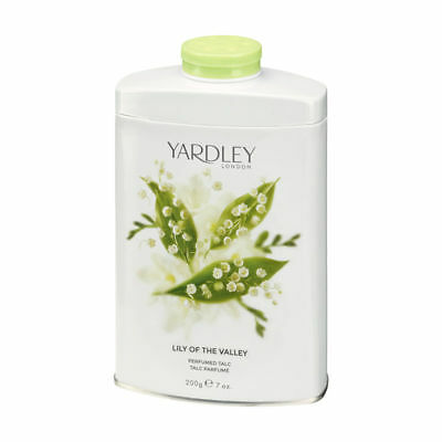 "Yardley London Talkumpuder ""Lily of the Valley"" 200g"