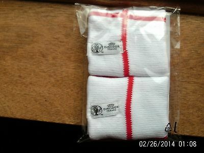 New - England 2016  Sweatbands / Wristbands  ( A Pack Of Two )