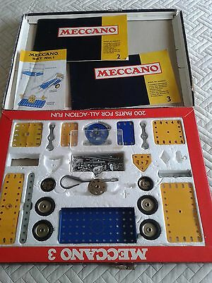 Meccano 3M Set (as seen in photos)