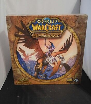 world of warcraft. the adventure game