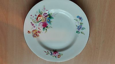 "George Jones/Crescent - Junetime -  7.25"" SIDE PLATES"