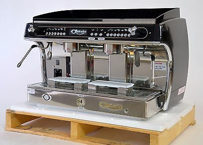 NEW! Astoria Gloria 2-Group Automatic Espresso Cappuccino Coffee Machine SAE2
