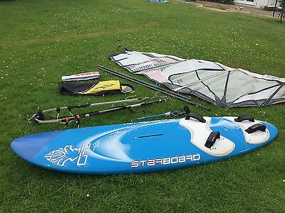 Complete Intermediate Windsurf Kit in Great Condition