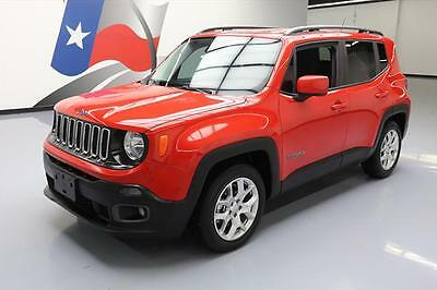 2015 Jeep Renegade  2015 JEEP RENEGADE LATITUDE BLUETOOTH REAR CAM 45 MILES #B51345 Texas Direct