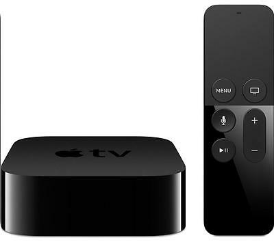 Apple TV 4th Generation 32GB MGY52B/A 2015 Model Grade A- Retail Boxed 12 Months