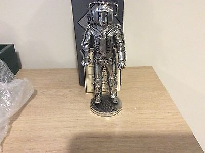 Robert Harrop DOCTOR WHO WHOPE02 REWTER CYBERMAN 1975  LTD ED 100
