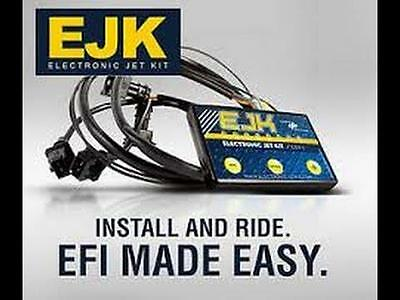 Dobeck EJK Fuel Gas EFI Controller Programmer Yamaha Grizzly 700 2015 2016 2017