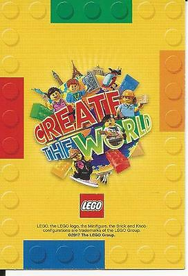 Sainsbury's Lego Trading cards Complete set of 140 FREE POSTAGE