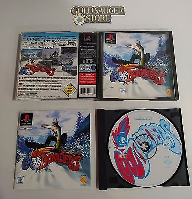 Coolboarders Sony Playstation Psx Ps1 (Envios Combinados)