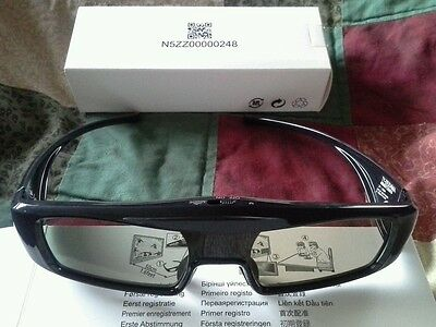 Genuine Panasonic TY-ER3D4MA - Full HD 3D RF Glasses x 2 pairs