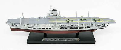 1/1250 06 ATLAS EDITIONS WARSHIPS WWII BRITISH  HMS Ark Royal Aircraft Carrier