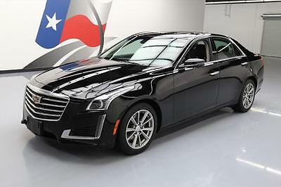2017 Cadillac CTS  2017 CADILLAC CTS 3.6 LUXURY PANO ROOF NAV REAR CAM 17K #141792 Texas Direct