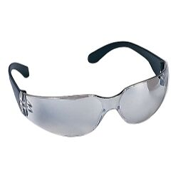 SAS Safety 5345-50 NSX Safety Glasses with Black Temple and Indoor/Outdoor Lens