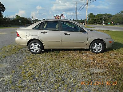 2006 Ford Focus ZX4 Ford Focus (NO RESERVE)