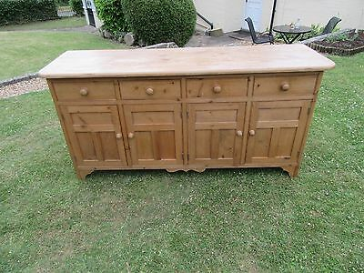 Antique Pine Dresser/stunning Please Look