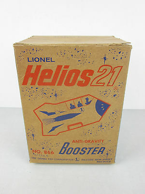 Lionel HELIUM TANK for Helios 21 Giant Spaceship Mercury Capsule Space Ship Toy