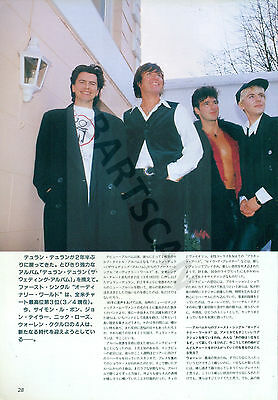 Duran Duran - Clippings From Japanese Magazine Music Life 1993 - 1994