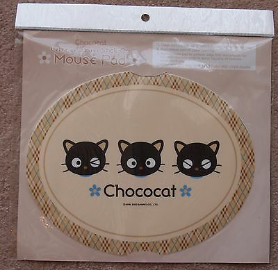 Sanrio: Chococat Ultra-thin Stick on Mouse Pad New in Package (2000) New
