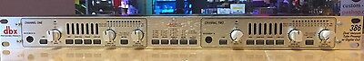 DBX 386 - Dual Vacuum Tube Preamp with Digital Out