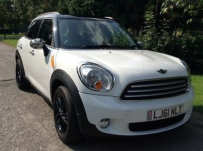 2012 Mini Countryman 1.6 Cooper D 5Dr Chilli Pack Low Mileage
