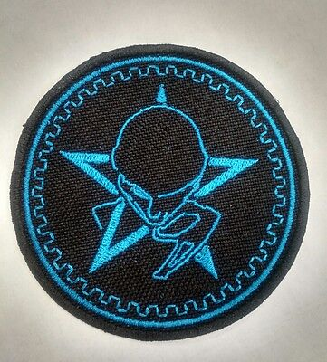 Sisters of Mercy Embroidered Patch The Cure
