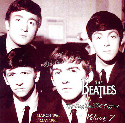 BEATLES COMPLETE BBC SESSIONS VOLUME 7 CD in Jewel Case Booklet Album New Sealed
