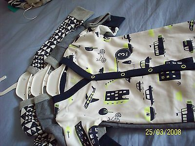 Three Next Boys Baby Grows, 0 to 3 Months