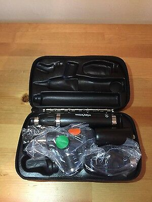 *BRAND NEW* Welch Allyn 97200-MSL 3.5V Ophthalmoscope/Otoscope Diagnostic Set