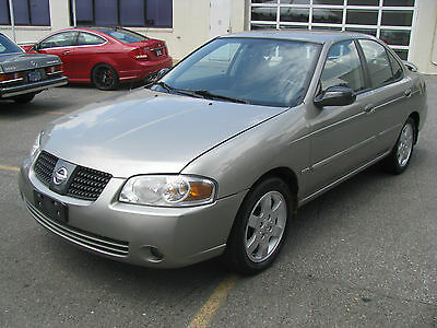 2006 Nissan Sentra se 2006 Nissan Sentra SE !Being sold to the highest bidder at no reserve!!