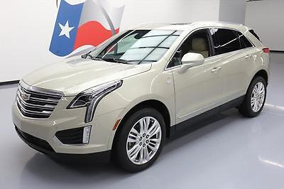 2017 Cadillac XT5 Premium Luxury Sport Utility 4-Door 2017 CADILLAC XT5 PREMIUM LUXURY PANO ROOF NAV 20'S 2K #168711 Texas Direct Auto