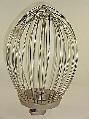 USED - NO BRAND UNBRANDED Hobart A20D ~ 20QT - 30 Wire Whip Whisk Attachment