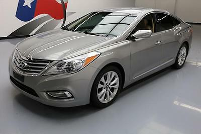 2013 Hyundai Azera Base Sedan 4-Door 2013 HYUNDAI AZERA HTD SEATS BLUETOOTH NAV REAR CAM 43K #254280 Texas Direct