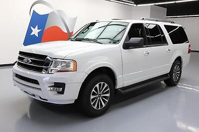 2016 Ford Expedition  2016 FORD EXPEDITION EL ECOBOOST SUNROOF LEATHER 38K MI #F28028 Texas Direct