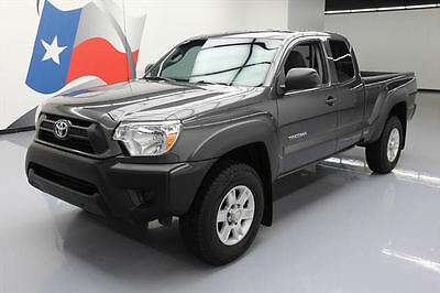2013 Toyota Tacoma Pre Runner Extended Cab Pickup 4-Door 2013 TOYOTA TACOMA PRERUNNER V6 ACCESS CAB AUTO 46K MI #030880 Texas Direct Auto