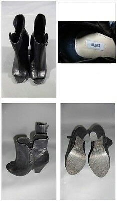 Witches Of East End Prop ~ Freya Screen Used Worn Shoes Boots Ep206 ~ Coa Copy