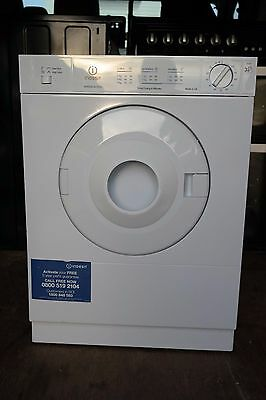Indesit 3kg Compact Freestanding Vented Tumble Dryer in White