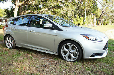 2014 Ford Focus  2014 Ford Focus ST