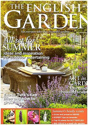 The English Garden Magazine - July 2017 - Issue 243