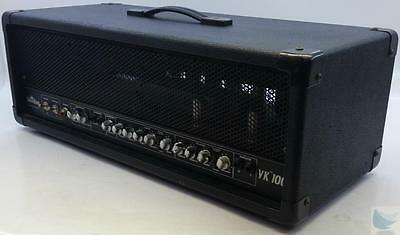 Peavey Valve King VK100 Guitar Amplifier Head Tube 100 Watt Tested WORKS GREAT!