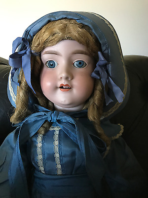 Old Armand Marseille Doll 390
